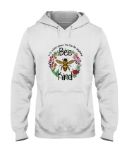 You Can Be Anything Be Kind  Hooded Sweatshirt thumbnail