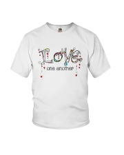 Love One Another World Youth T-Shirt thumbnail