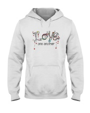 Love One Another World Hooded Sweatshirt thumbnail