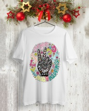 HIPPIE Classic T-Shirt lifestyle-holiday-crewneck-front-2