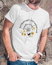 Whisper Words Of Wisdom  Classic T-Shirt lifestyle-mens-crewneck-front-4