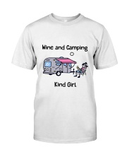 Kind Girl Classic T-Shirt front