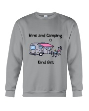 Kind Girl Crewneck Sweatshirt thumbnail