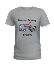 Kind Girl Ladies T-Shirt thumbnail