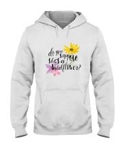 DO YOU SHE'S A WILDFLOWER Hooded Sweatshirt thumbnail