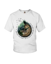 I Go To Lose My Mind And Find My Soul  Youth T-Shirt thumbnail