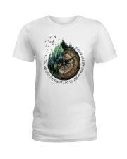 I Go To Lose My Mind And Find My Soul  Ladies T-Shirt thumbnail