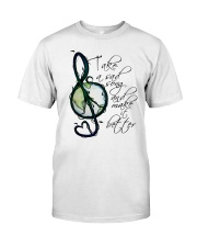 Take A Sad Song And Make It Better  Premium Fit Mens Tee thumbnail