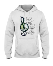 Take A Sad Song And Make It Better  Hooded Sweatshirt thumbnail