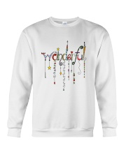 PEACE LOVE Crewneck Sweatshirt thumbnail