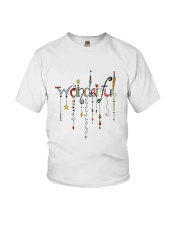PEACE LOVE Youth T-Shirt thumbnail