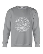 CP-D2602192-Hello darkness my old friend 1 Crewneck Sweatshirt thumbnail
