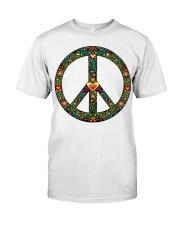 PEACE LOVE Premium Fit Mens Tee thumbnail