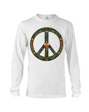 PEACE LOVE Long Sleeve Tee thumbnail