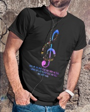 Give Me The Beat  Classic T-Shirt lifestyle-mens-crewneck-front-4