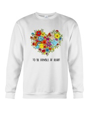 To be humble at heart Crewneck Sweatshirt tile
