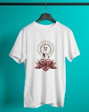 Yoga Mandala Style Premium Fit Mens Tee lifestyle-mens-crewneck-front-3
