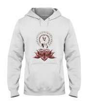 Yoga Mandala Style Hooded Sweatshirt thumbnail