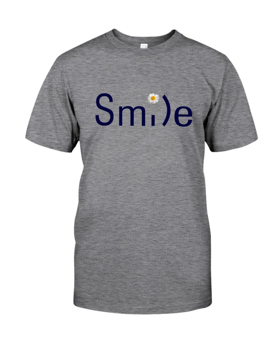 SMILE FLOWER Classic T-Shirt