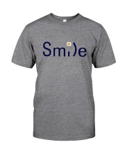 SMILE FLOWER Classic T-Shirt front