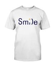 SMILE FLOWER Premium Fit Mens Tee thumbnail