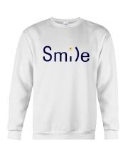 SMILE FLOWER Crewneck Sweatshirt thumbnail