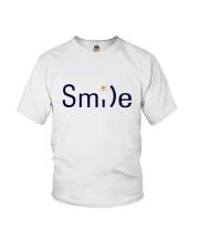 SMILE FLOWER Youth T-Shirt thumbnail
