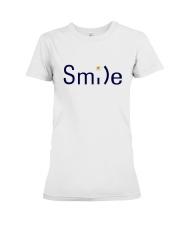 SMILE FLOWER Premium Fit Ladies Tee thumbnail