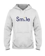 SMILE FLOWER Hooded Sweatshirt thumbnail