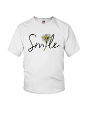 SMILE FLOWER Youth T-Shirt thumbnail