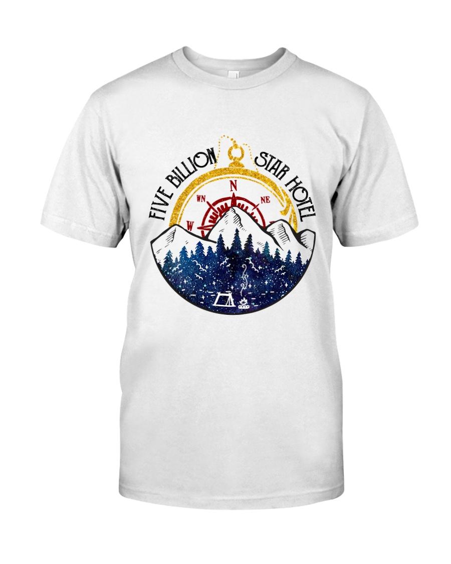 Five Billion Star Hotel Classic T-Shirt