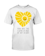 YOU ARE THE SUNSHINE Classic T-Shirt front