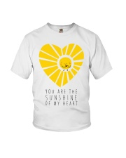 YOU ARE THE SUNSHINE Youth T-Shirt thumbnail