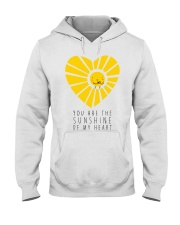 YOU ARE THE SUNSHINE Hooded Sweatshirt thumbnail