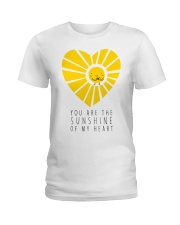 YOU ARE THE SUNSHINE Ladies T-Shirt thumbnail
