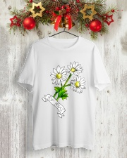 FOR YOU  Classic T-Shirt lifestyle-holiday-crewneck-front-2