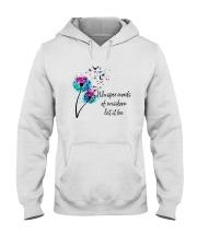 Let It Be Hooded Sweatshirt thumbnail