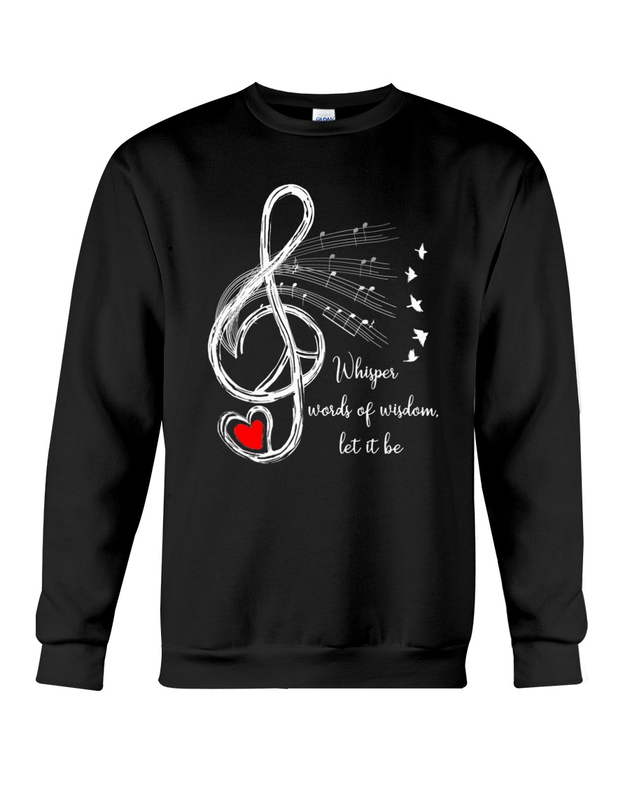 LET IT BE Crewneck Sweatshirt