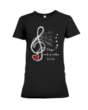 LET IT BE Premium Fit Ladies Tee thumbnail