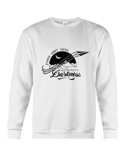 STARS CAN'T SHINE WITHOUT DARKNESS Crewneck Sweatshirt thumbnail