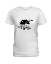 STARS CAN'T SHINE WITHOUT DARKNESS Ladies T-Shirt thumbnail