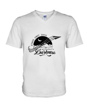 STARS CAN'T SHINE WITHOUT DARKNESS V-Neck T-Shirt thumbnail