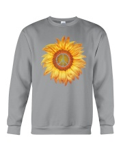 FLOWER PEACE Crewneck Sweatshirt thumbnail