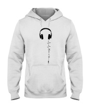 MUSIC IS LIFE Hooded Sweatshirt thumbnail