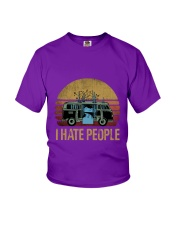 HP-D-2602193-I Hate People Youth T-Shirt thumbnail