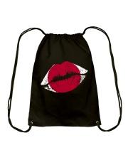 Japan kiss Drawstring Bag thumbnail