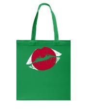 Japan kiss Tote Bag thumbnail