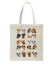 cute animal  Tote Bag thumbnail