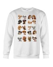 cute animal  Crewneck Sweatshirt thumbnail