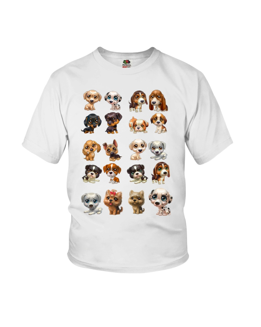 cute animal  Youth T-Shirt